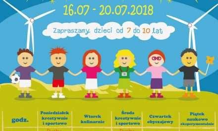 Energetyczne Wakacje edycja 2018!