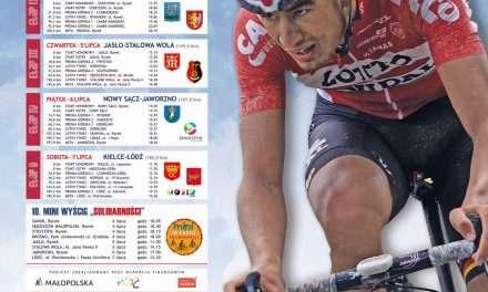 """Międzynarodowy wyścig kolarski """"Solidarności"""" i Olimpijczyków"""
