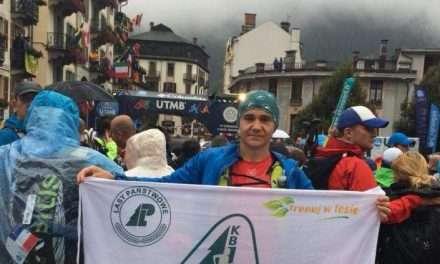 Łukasz Dziuban obiegł Mont Blanc w 30 godzin