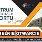 Wielkie otwarcie Centrum Rehabilitacji i Sportu już 13-14 października