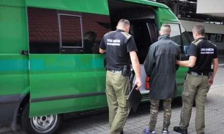 Zatrzymano poszukiwanego czerwoną notą Interpolu