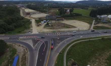 Zmiany w organizacji ruchu drogowym w związku z budową obwodnicy