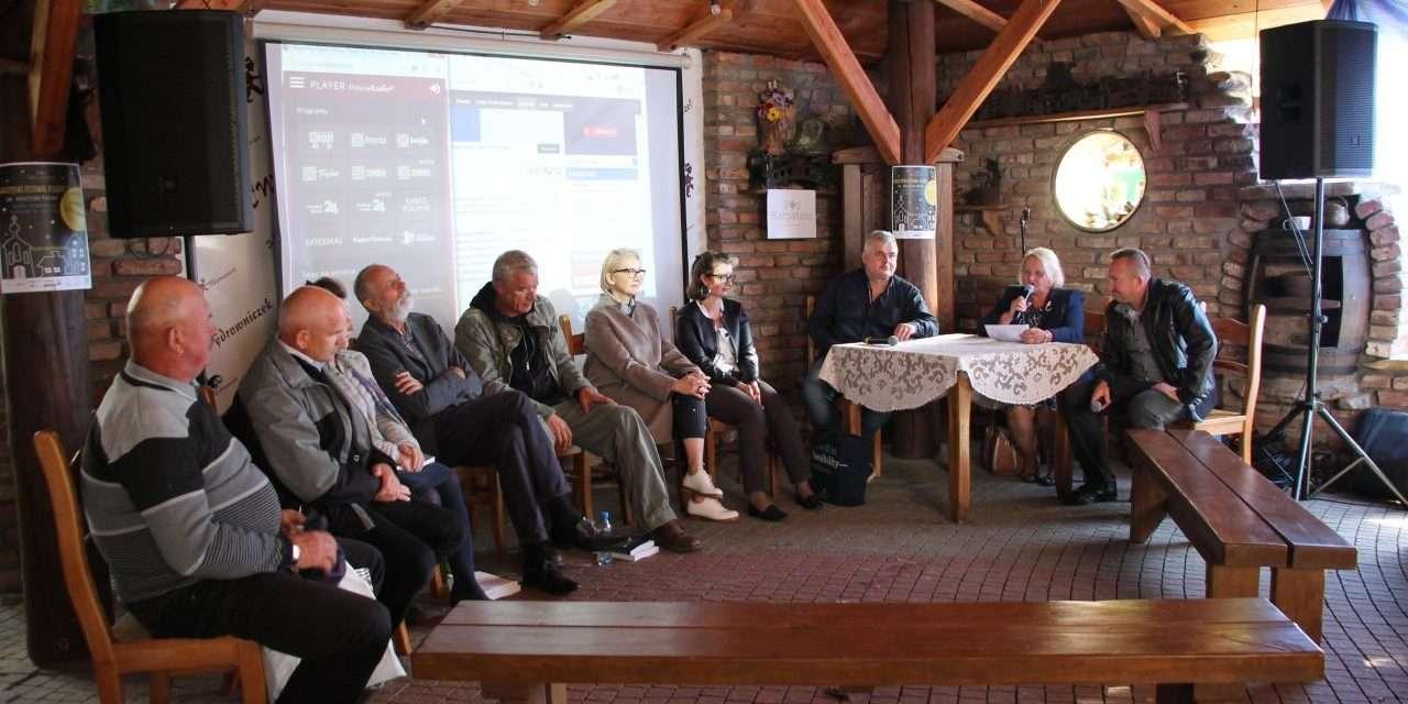 Fotorelacja z Galicyjskiego Festiwalu Książki im. Augustyna Barana