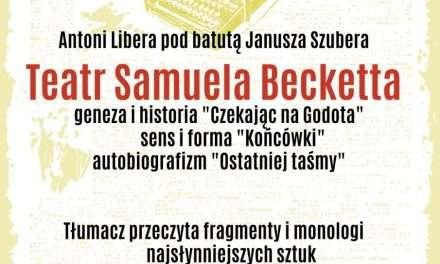 """""""ŹRÓDŁA KULTURY – Od Sofoklesa do Becketta"""""""