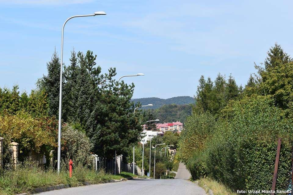 Miejskie drogi mają nowe oświetlenie
