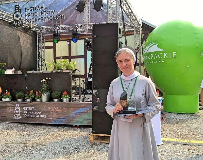 Nagroda dla Klasztoru w Komańczy za promowanie turystyki