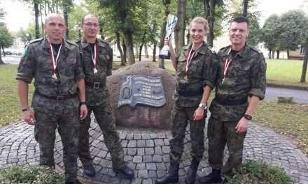Funkcjonariusze Bieszczadzkiego Oddziału SG – najlepsi w Polsce!