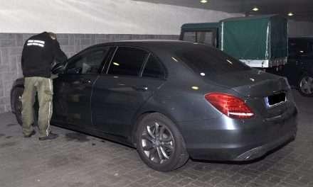 W Korczowej zatrzymano kradzione i poszukiwane w Europie pojazdy