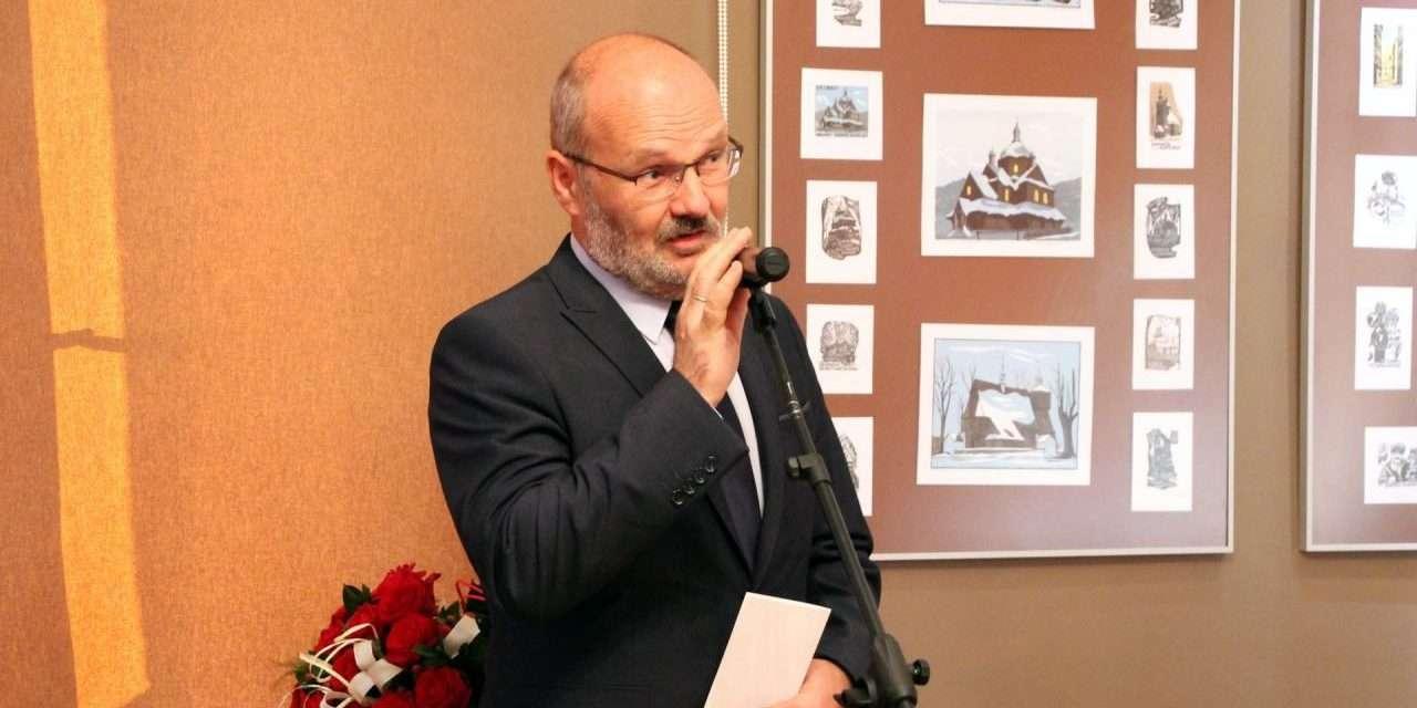 Jubileusz Zbigniewa Osenkowskiego w Galerii 20