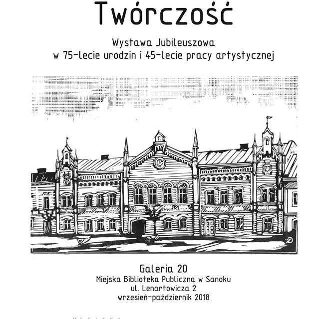 Jubileuszowa wystawa Zbigniewa Osenkowskiego