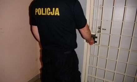 Policjanci zatrzymali sprawcę rozboju