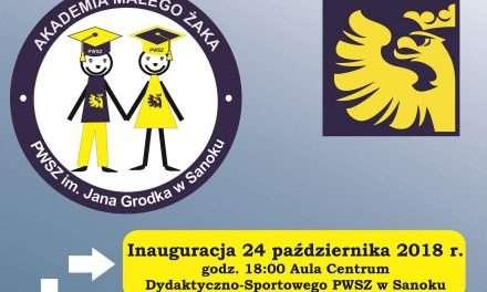 Inauguracja roku akademickiego w Akademii Małego Żaka