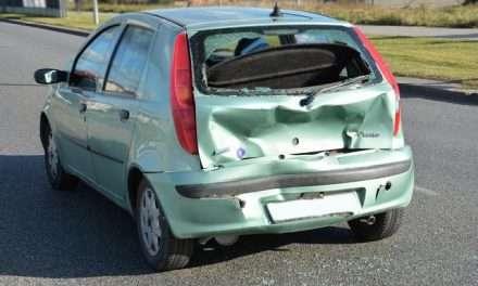 Dwumiesięczne dziecko ucierpiało w zdarzeniu drogowym