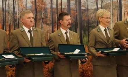 40-lecie powołania Regionalnej Dyrekcji Lasów Państwowych w Krośnie