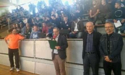 Halowy Niepodległościowy Turniej Piłki Nożnej o Puchar Starosty Sanockiego