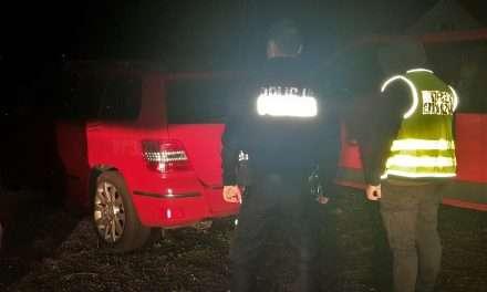 Kradzione pojazdy nie wyjechały z Polski