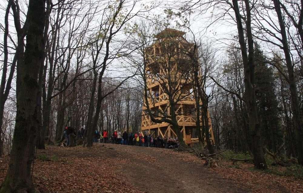 Nowa atrakcja turystyczna w dukielskich lasach