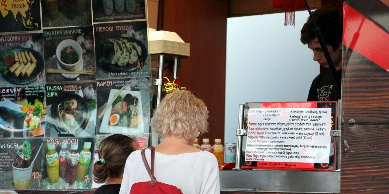 II Zlot FoodTrucków w Sanoku