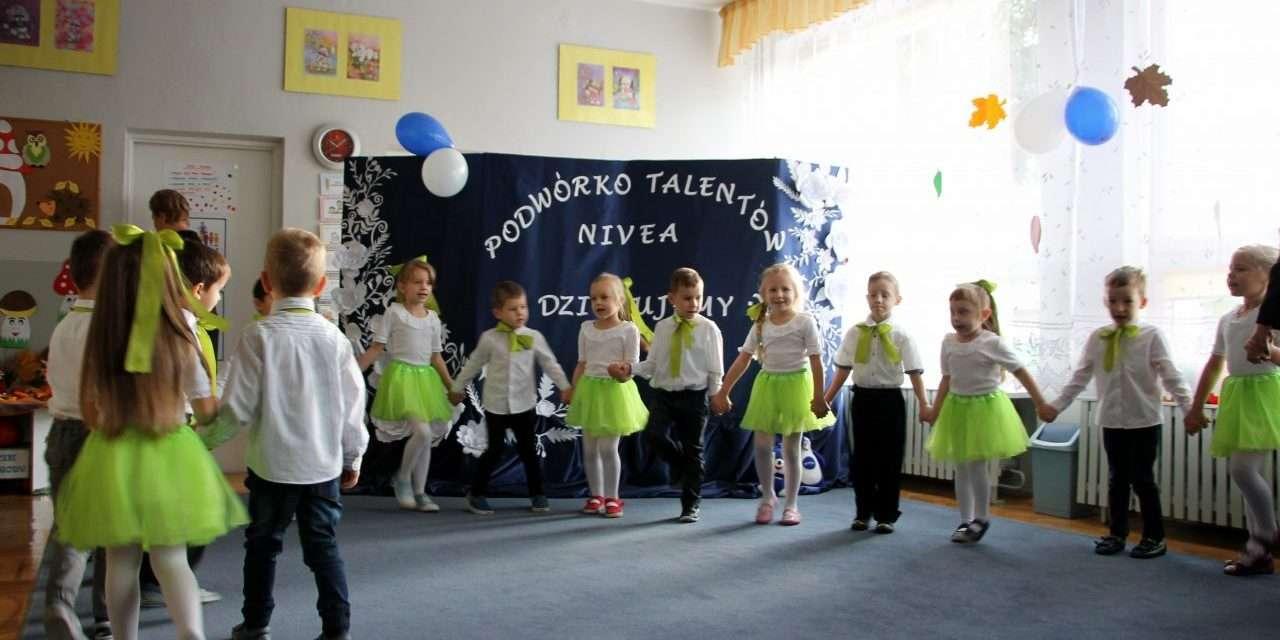 """Wielkie otwarcie """"Podwórka Talentów NIVEA"""""""