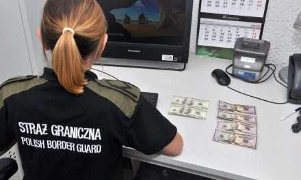 Czyżby liczyli na naiwność kontrolerów Straży Granicznej?