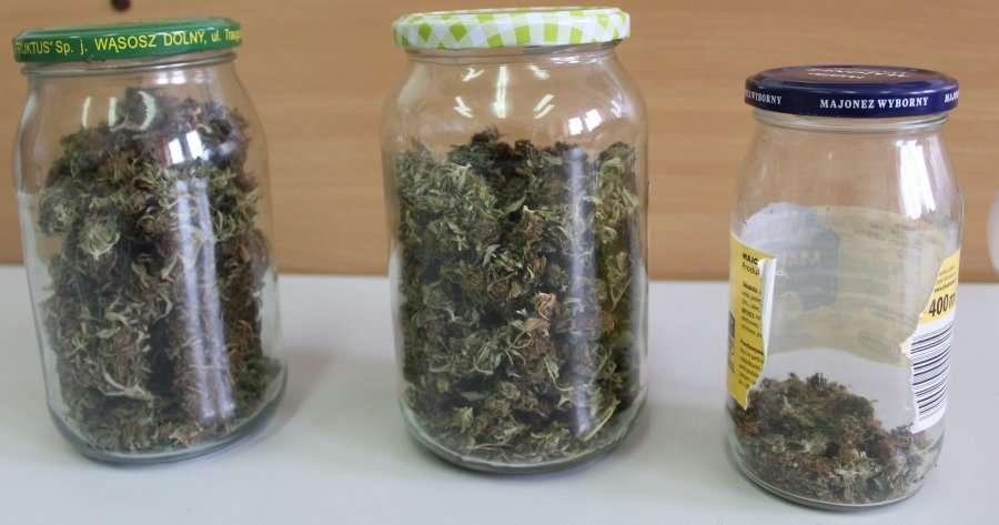 Policjanci zabezpieczyli 4,5 kilograma narkotyków