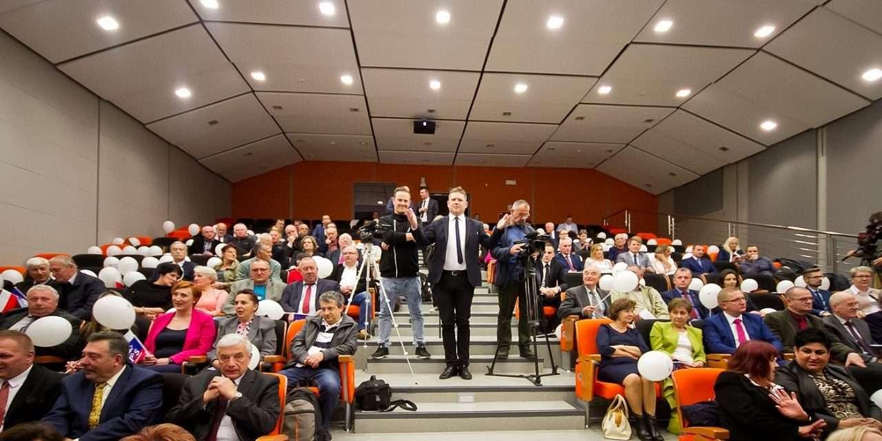 Konwencja PIS w Sanoku. Jan Pietrzak gościem specjalnym