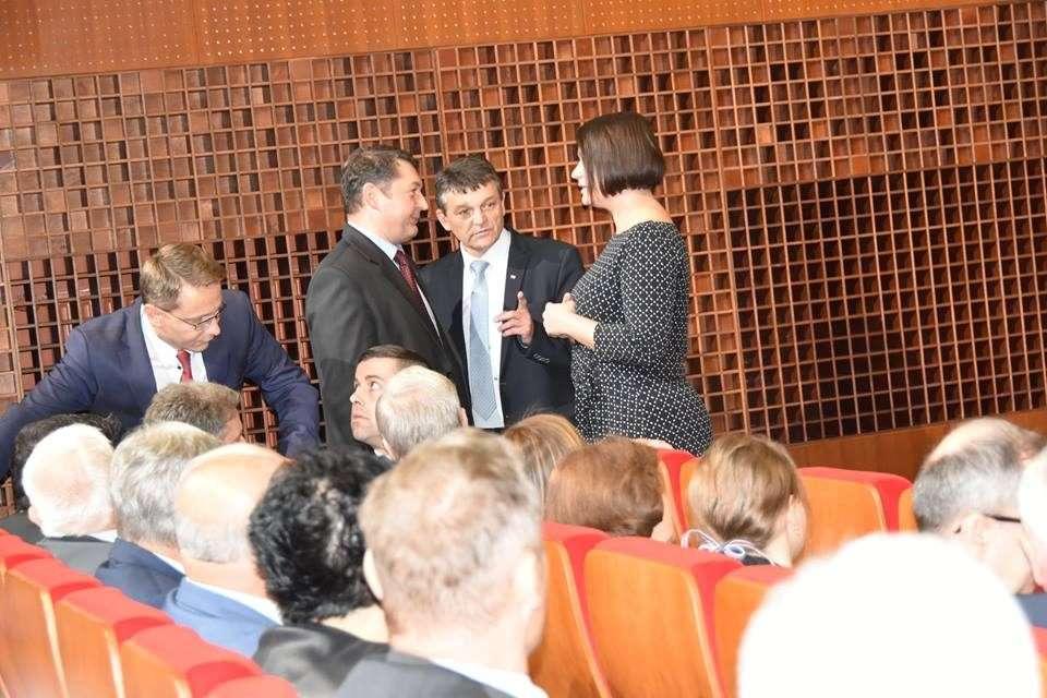 Prezes PiS odwiedził Sanok