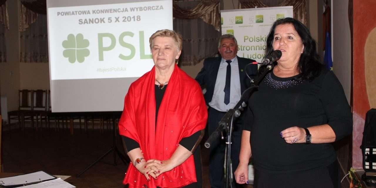 Powiatowa konwencja wyborcza PSL – zapraszamy do obejrzenia fotorelacji