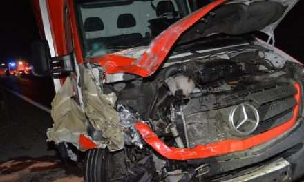 Dwie osoby zginęły w wypadku w Rogach