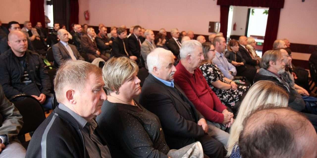 Konwencja wyborcza KKW SLD – Lewica Razem