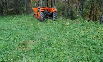 Traktor przejechał mężczyznę