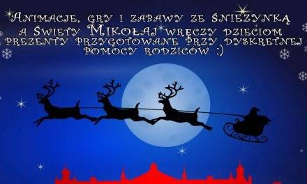 Święty Mikołaj odwiedzi Sanok