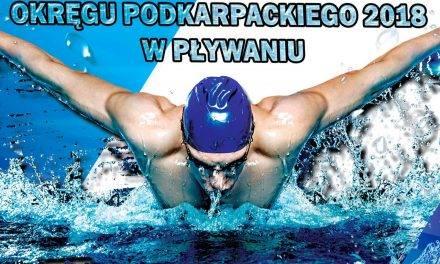 Zimowe Mistrzostwa Okręgu Podkarpackiego 2018 w pływaniu