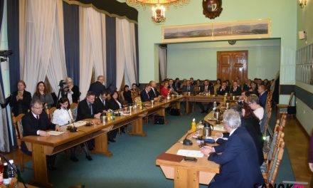 II Sesja Rady Miasta Sanoka VIII kadencji