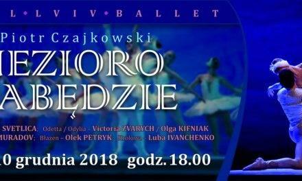 Piotr Czajkowski – Jezioro Łabędzie
