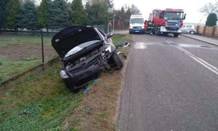 Wypadki na podkarpackich drogach, nie żyją dwie osoby