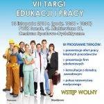 VII Targi Edukacji i Pracy