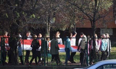 Dla Niepodległej! Obchody 100-lecia odzyskania niepodległości przez Polskę w SP 4