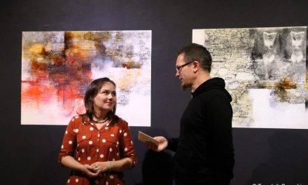 """Wernisaż wystawy Renaty Szyszlak """"ujawnione"""""""