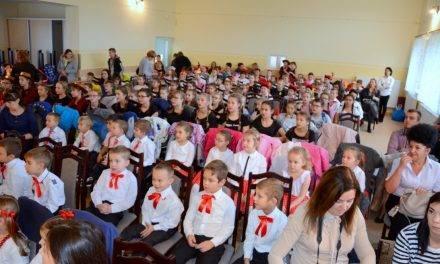 X Gminny Przegląd Dziecięcych i Młodzieżowych Zespołów Tanecznych ZŁOTA BALETKA 2018