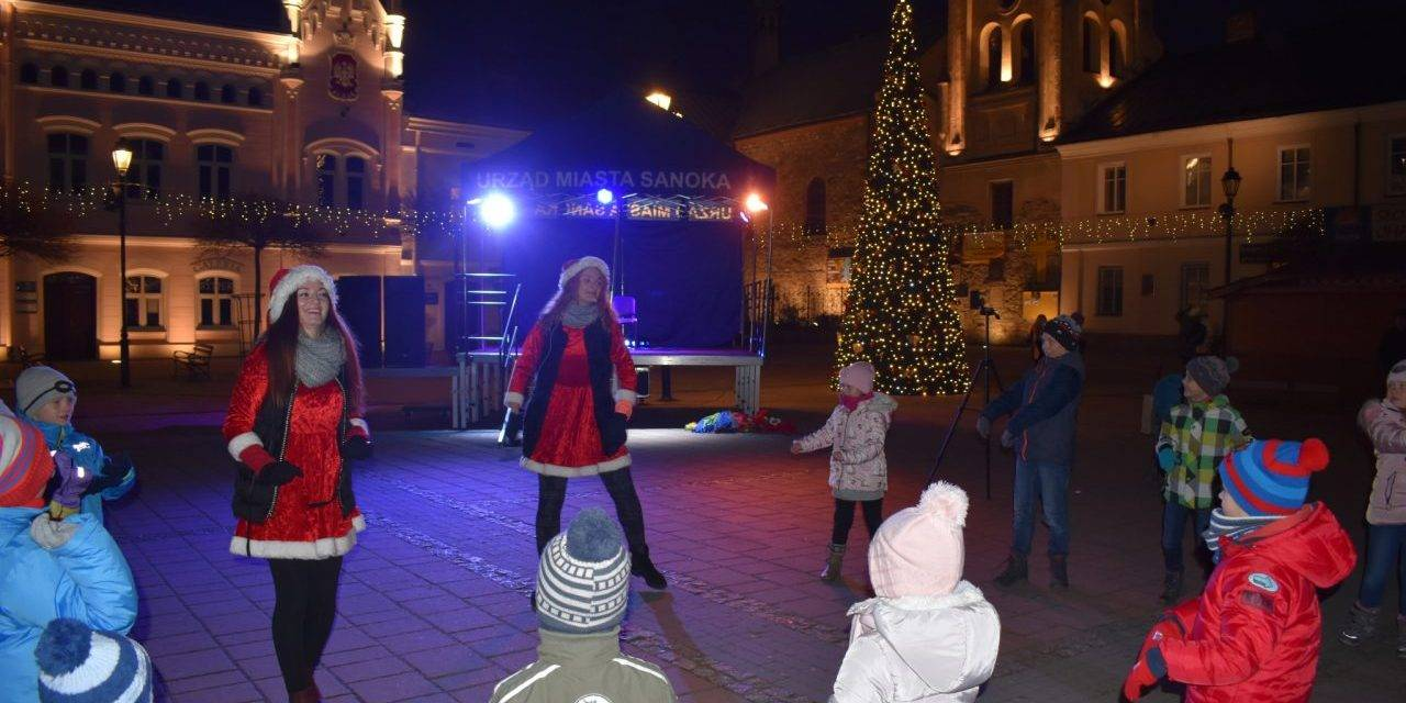 Święty Mikołaj odwiedził Sanok