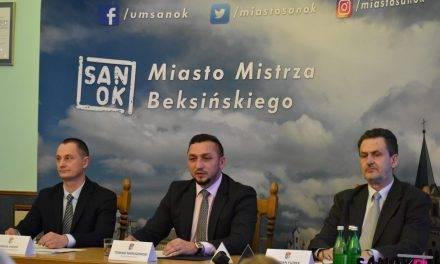14 grudnia: konferencja prasowa w Sali Herbowej