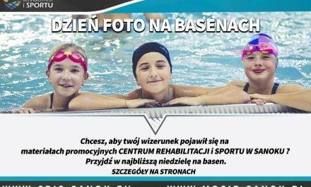 Dzień FOTO na basenach !!!