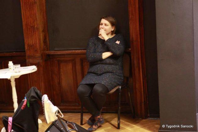 Malgorzta Szyszka w Sanoku 14 630x420 - Małgorzata Szyszka w BWA Sanok. Inspirujące warsztaty