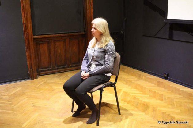 Malgorzta Szyszka w Sanoku 40 630x420 - Małgorzata Szyszka w BWA Sanok. Inspirujące warsztaty
