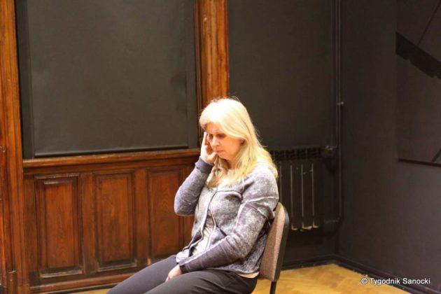 Malgorzta Szyszka w Sanoku 47 630x420 - Małgorzata Szyszka w BWA Sanok. Inspirujące warsztaty