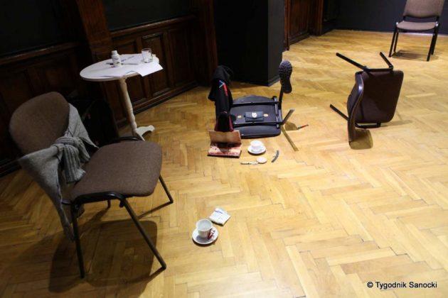 Malgorzta Szyszka w Sanoku 62 630x420 - Małgorzata Szyszka w BWA Sanok. Inspirujące warsztaty