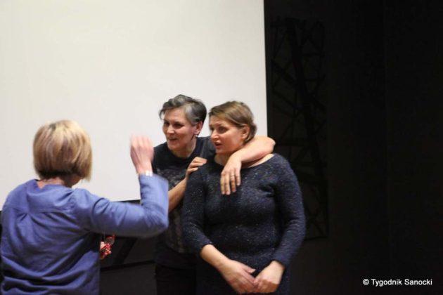 Malgorzta Szyszka w Sanoku 72 630x420 - Małgorzata Szyszka w BWA Sanok. Inspirujące warsztaty