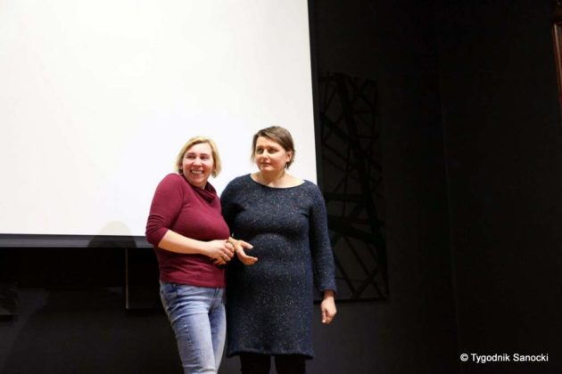 Malgorzta Szyszka w Sanoku 74 630x420 - Małgorzata Szyszka w BWA Sanok. Inspirujące warsztaty