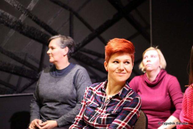 Malgorzta Szyszka w Sanoku 80 630x420 - Małgorzata Szyszka w BWA Sanok. Inspirujące warsztaty